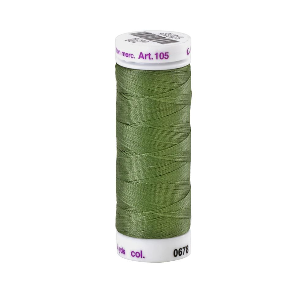 Mettler Cotton All Purpose Thread Seagrass