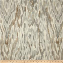Home Accents Khartoum Ikat Slub Brushed Nickel