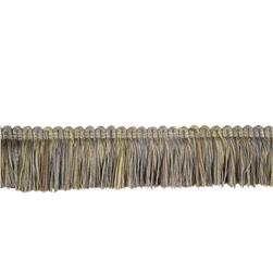 "Trend 2"" 03215 Brush Fringe Gilded Steel"