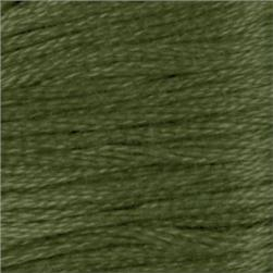 DMC (936) Six Strand Embroidery Cotton 8.7 Yards V Dk. Avocado Green