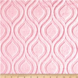Premier Prints Embossed Marquise Cuddle Blush