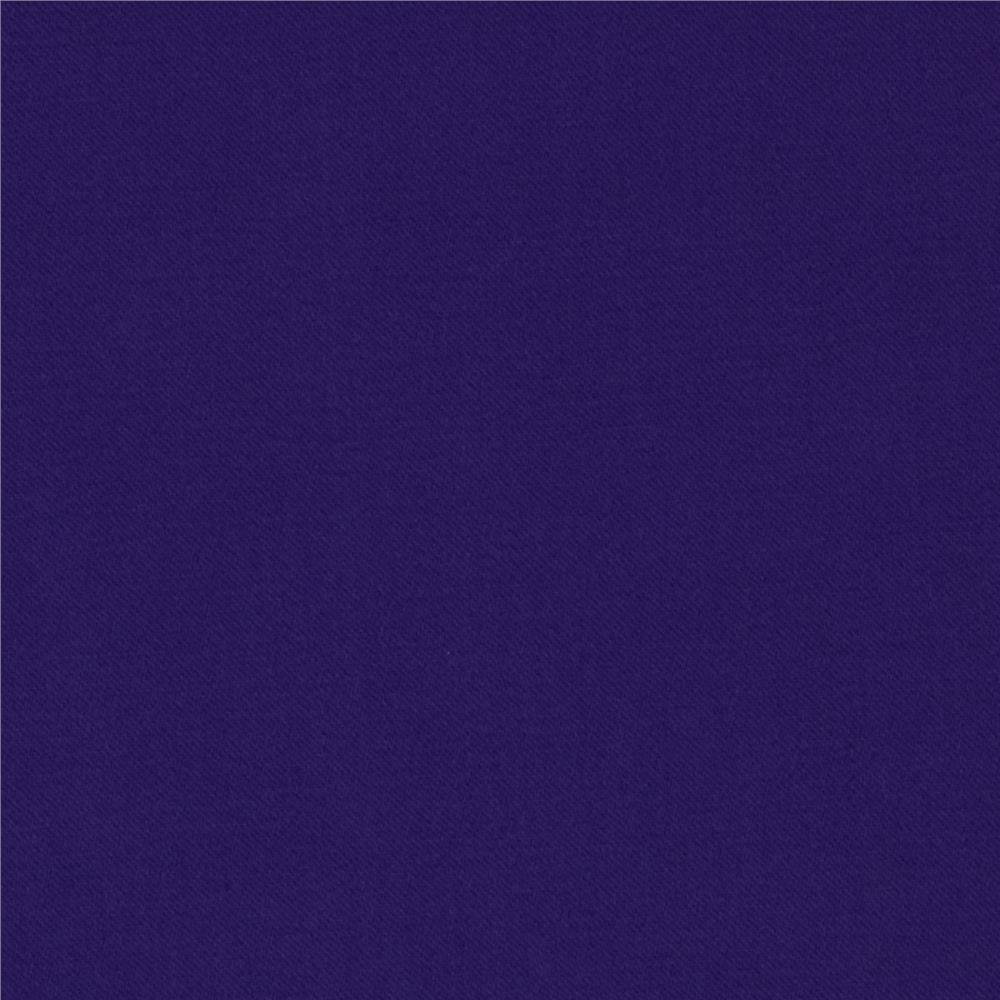 Pima Sheen Sateen Purple