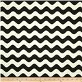 Riley Blake Home Decor Wave Black