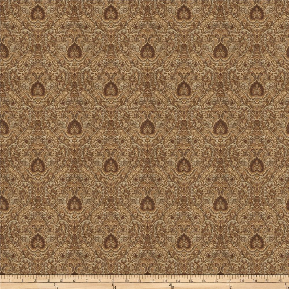 Trend 02892 Jacquard Brown