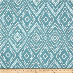 Robert Allen @ Home Indoor/Outdoor Baja Diamond Aqua
