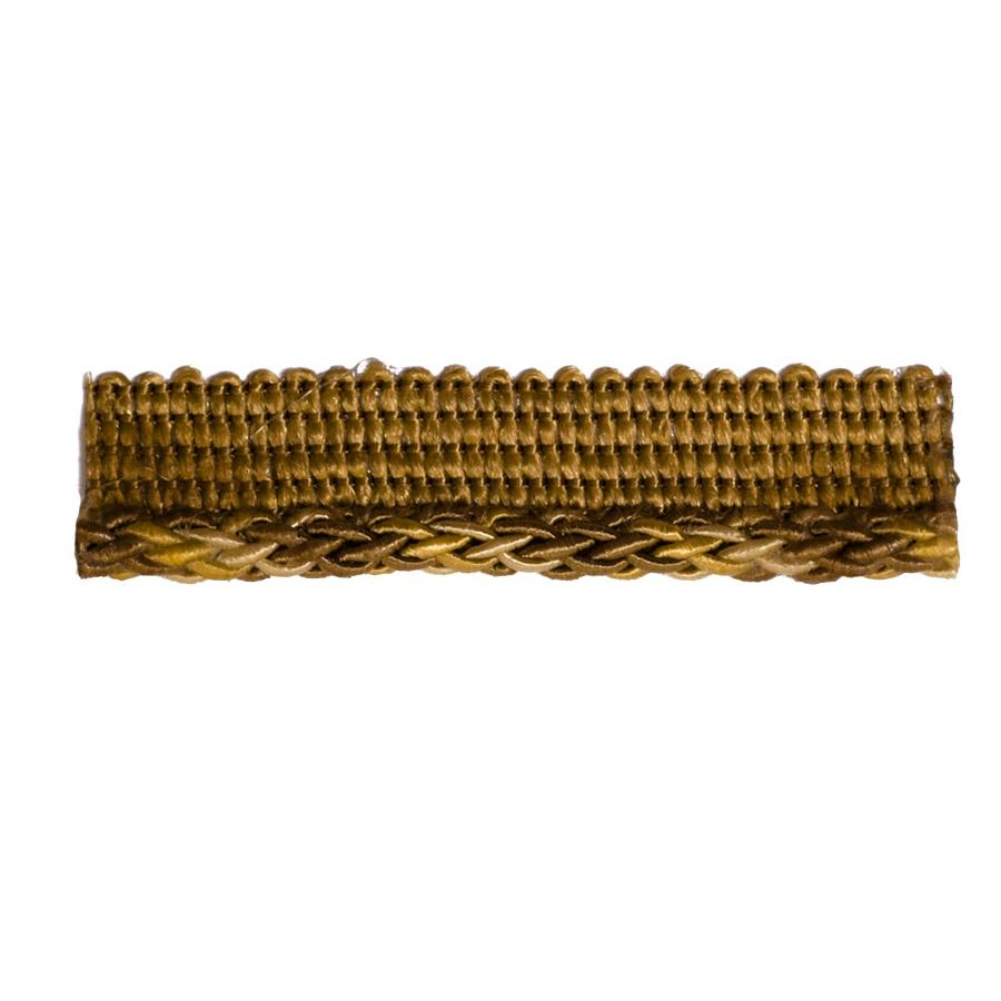 """Trend  3/8"""" 01463 Cord Trim Beeswax"""