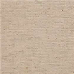 Kaufman Raw and Very Refined Linen Canvas Natural