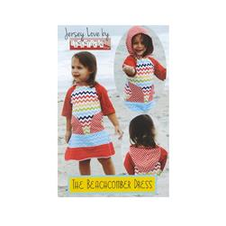 Fishsticks Designs Beachcomber Dress Pattern