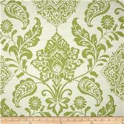 Covington Madagascar Double Cloth Green Tea Fabric