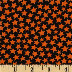 Moda Midnight Masquerade Stars Black/Orange