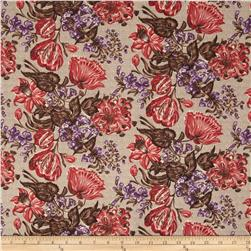 Edith Large Floral Multi