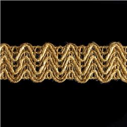 Expo 1 1/4'' Connell Woven Braid Trim Natural