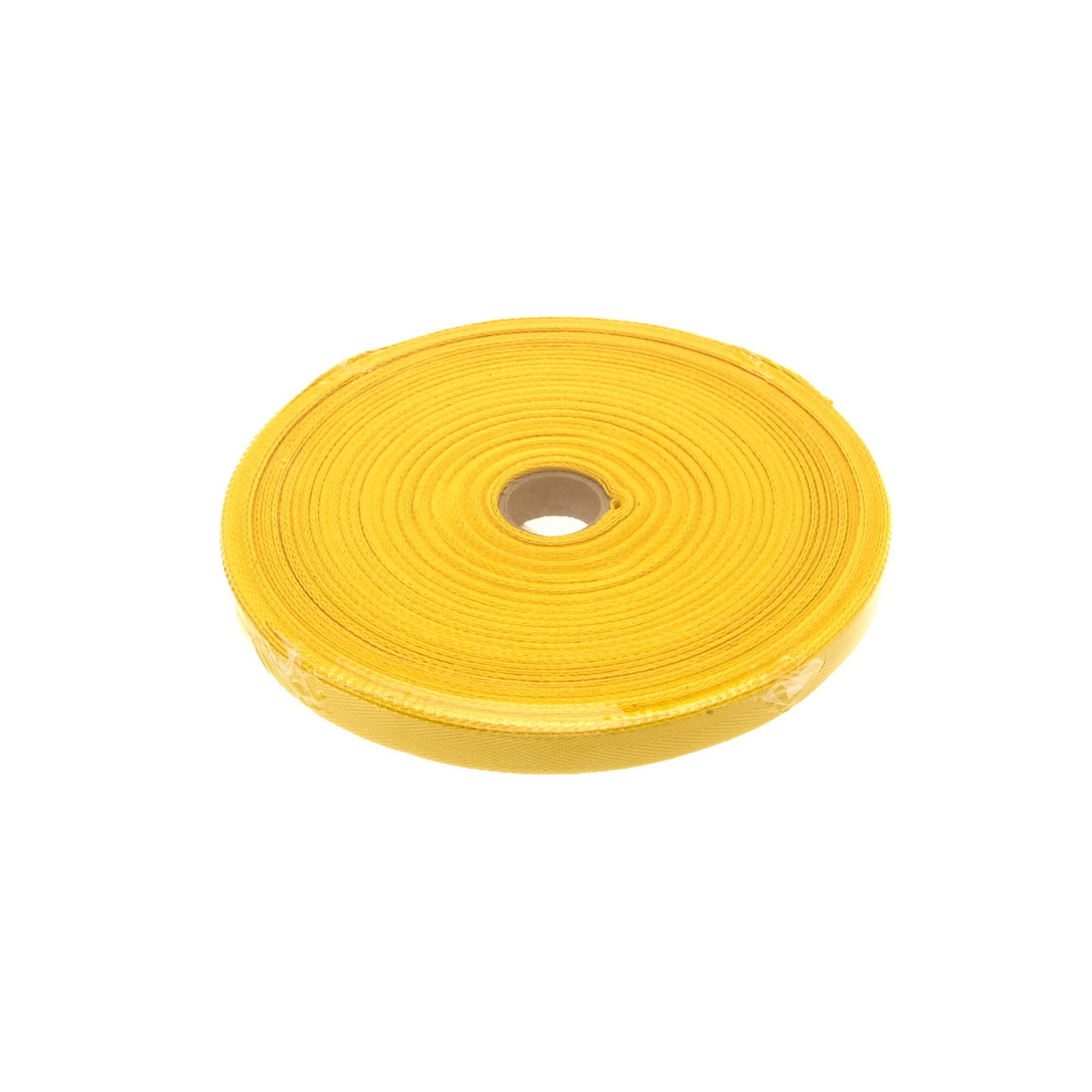 Cotton Twill Tape Roll 5/8'' Yellow by Notions Marketing in USA