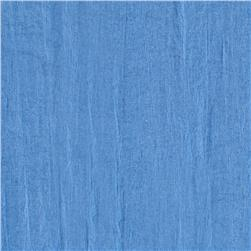 Nylon Crinkle Cloth Bay Blue