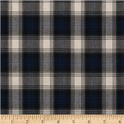 Uniform Plaid Cream/Navy