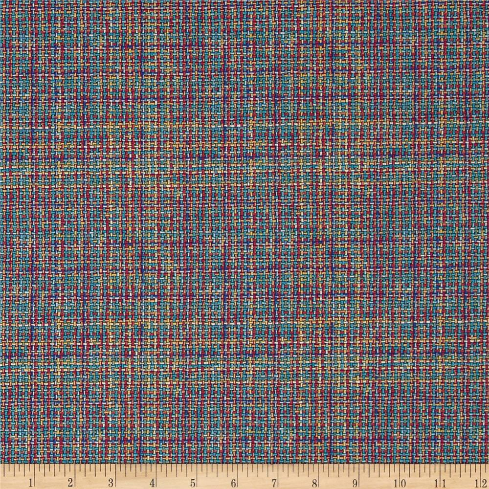 Kaufman Quilters Homespun Checkerboard Fiesta