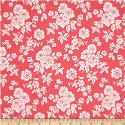 Verna Mosquera Rustic Blush Shadow Rose Cherry