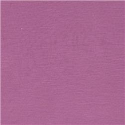 Stretch Rayon Tissue Jersey Knit Lilac