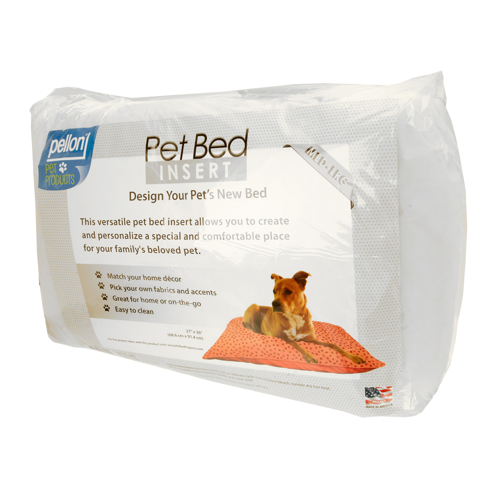Image of Pellon Pet Bed Insert Medium/Large