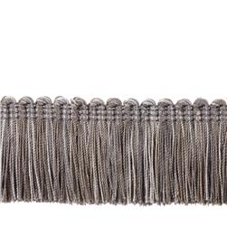 "Trend 2"" 02495 Brush Fringe Grey"