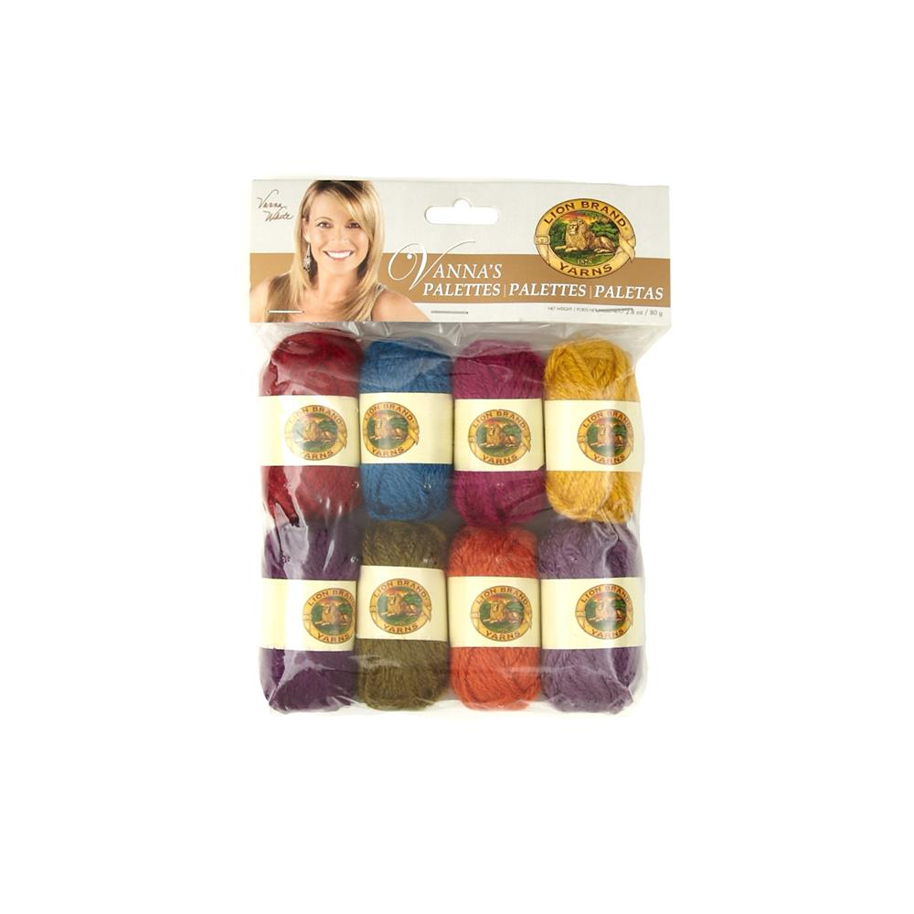 Lion Brand Vanna's Palettes Yarn Iconic