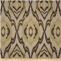 World Wide Ecuador Ikat Brown
