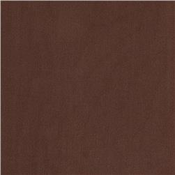 Venezia Solid Stretch ITY Knit Chocolate
