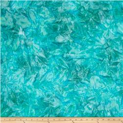 Kaufman Artisan Batiks Patina Handpaints Mottled Water