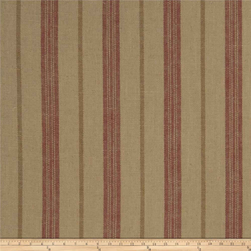 Jaclyn Smith Stamford Stripe Blend Punch