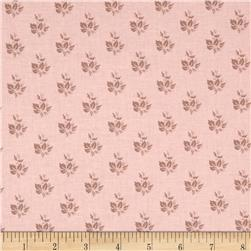 Moda Country Orchard Grape Leaf First Blush