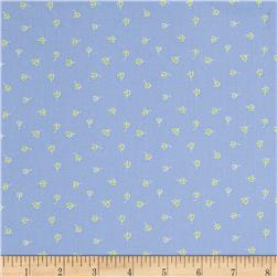 Penny Rose Meadow Sweets Buds Blue
