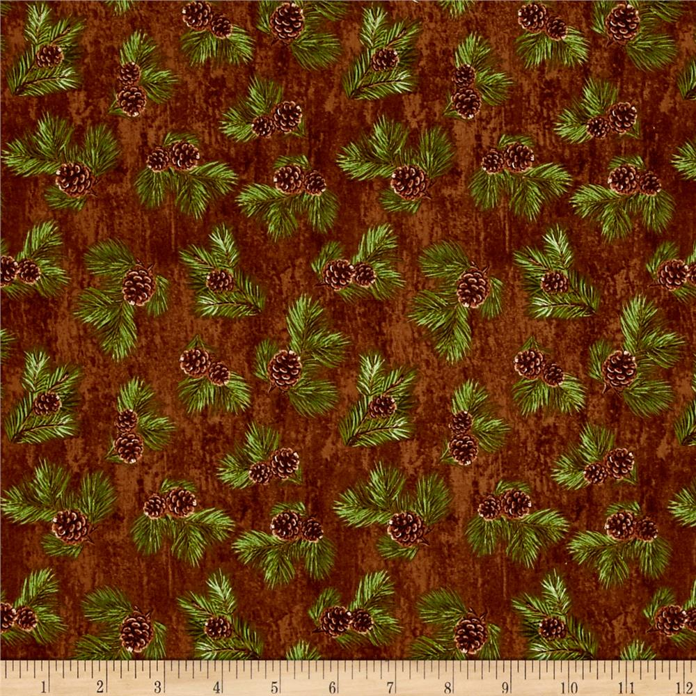 Penny Rose Majestic Outdoors Pinecone Brown