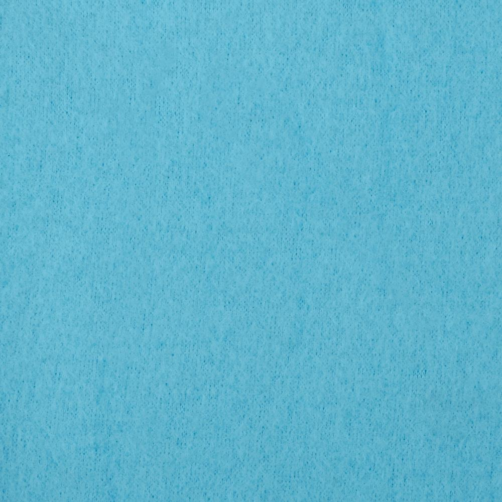 Wintry Fleece Light Blue
