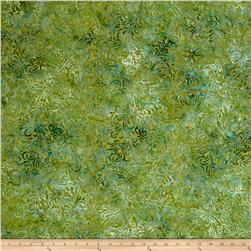 Wilmington Batiks Flourish Medium Green