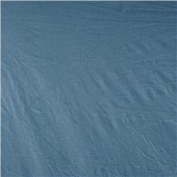 New Aged Muslin Light Blue Fabric