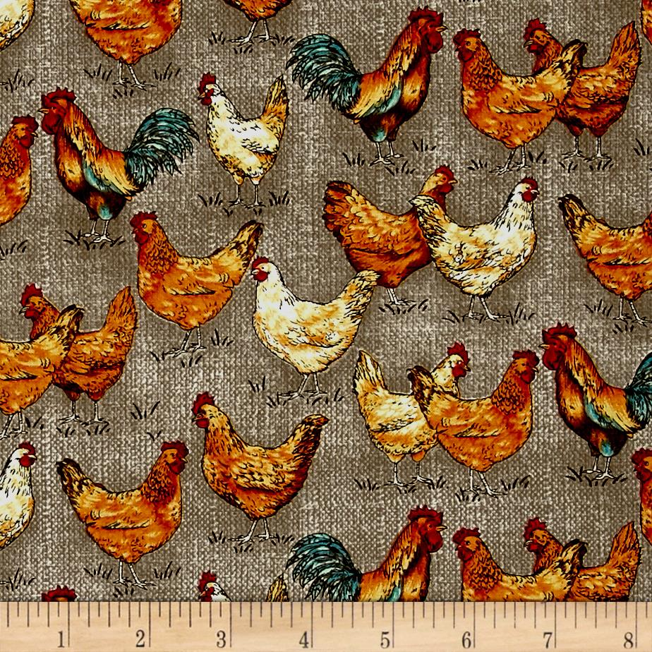 Farm To Table Hens Brown