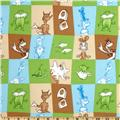 Kaufman Celebrate Seuss 2 Patchwork Adventure