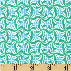 Sugar Rush Mint Swirls Green