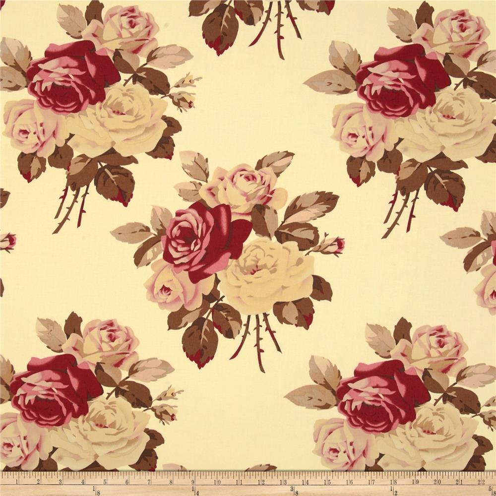 Tanya Whelan Home Décor Petal Large Antique Roses