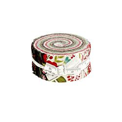 "Moda Juniper Berry 2.5"" Jelly Roll"