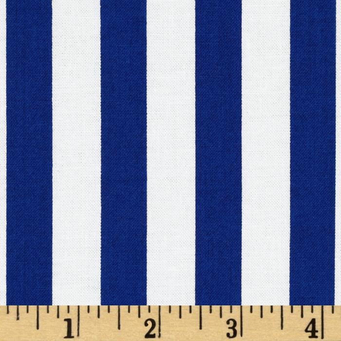 Ace Rugby Stripe Blue/White