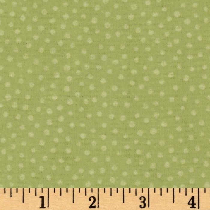 Nancy's Holiday Favorites Flannel Snow Mint