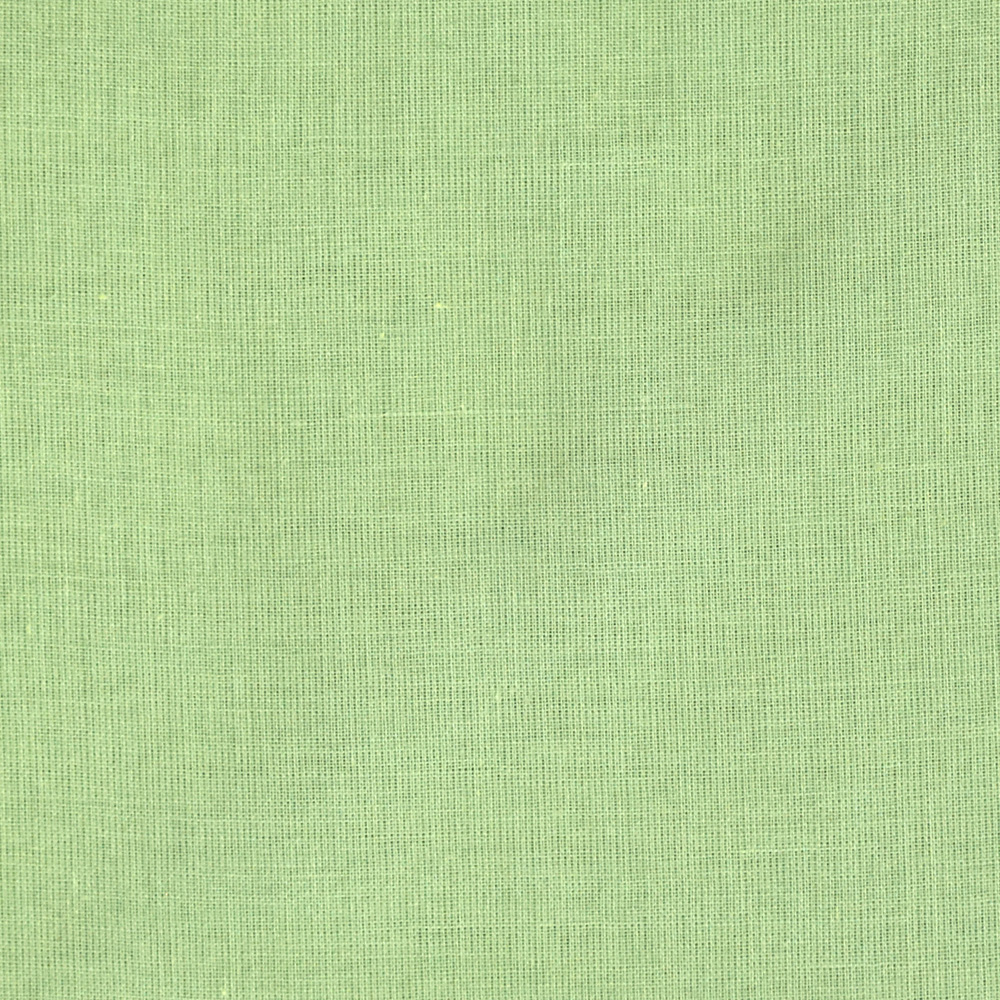 Cotton Voile Light Green Fabric