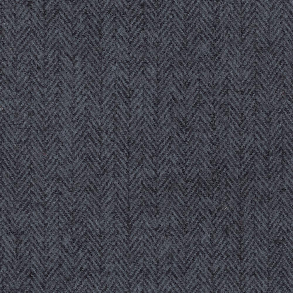 Primo Plaids V Flannel Herringbone Navy Fabric By The Yard