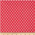Tanya Whelan Shades of Rose Dot Red