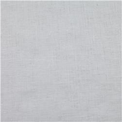 Kaufman Handkerchief Linen White Fabric