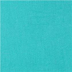 "108"" Wide Flannel Teal"