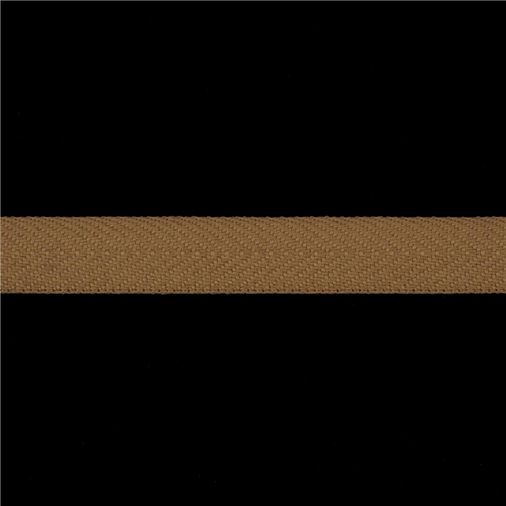 3/4'' Poly Twill Tape Ribbon Natural