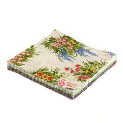 Moda Wildflowers VII 5in Charm Packs