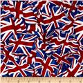 American Pride Union Jack Flag Bright